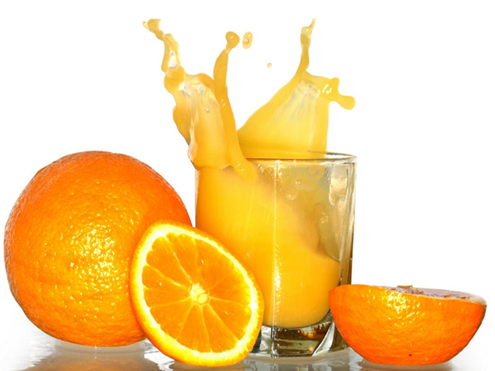does vitamin c change over time in orange juice How much vitamin c is in orange juice oranges are practically but it is time dependent vitamin c is very sensitive to oxidation damage so as soon as the.